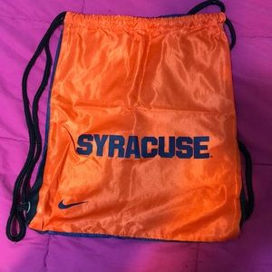 Nike Syracuse Drawstring Bag